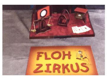 Flohzikus Zubehör