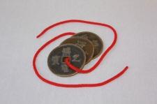 Drei chinisische Münzen